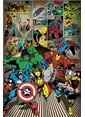 Pyramid International Maxi Poster Marvel Comics Here Come The Heroes Renkli